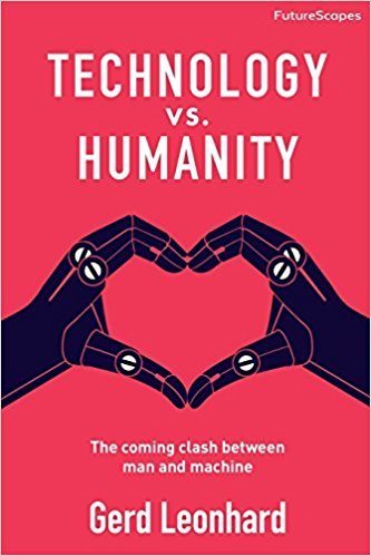 Technology vs. Humanity book
