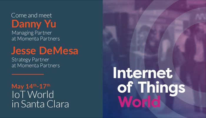 Momenta_linkedIn_announcment_2018_IoT_world