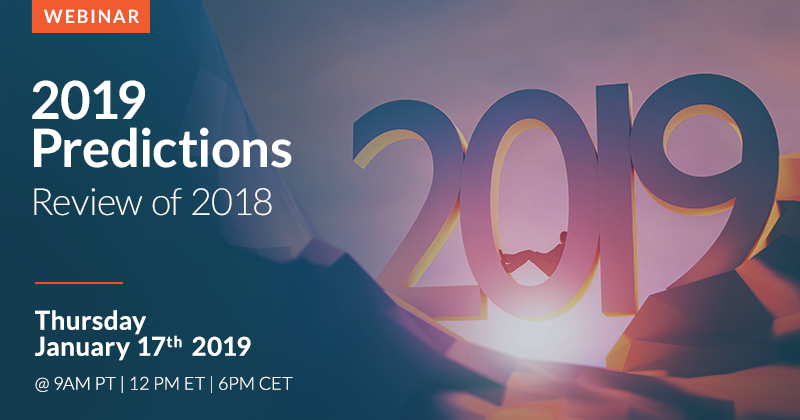 Momenta webinar 2019 predictions